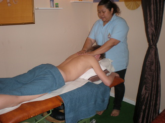 diskret massage rida